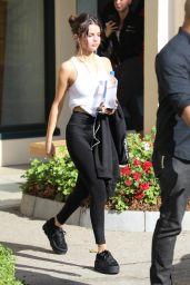 Selena Gomez at Hot Pilates in WeHo, Los Angeles 11/03/2017