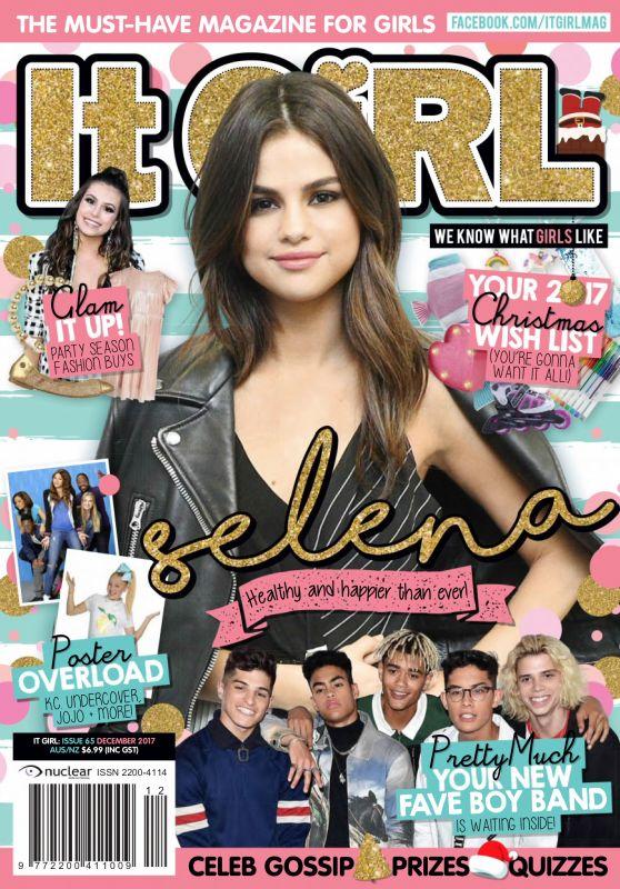 Selena Gomez - It GiRL December 2017