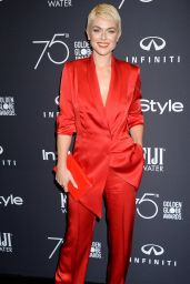 Serinda Swan – HFPA and InStyle Celebrate Golden Globe Season in Los Angeles 11/15/2017