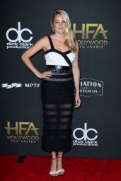 Shailene Woodley – Hollywood Film Awards 2017 in Los Angeles