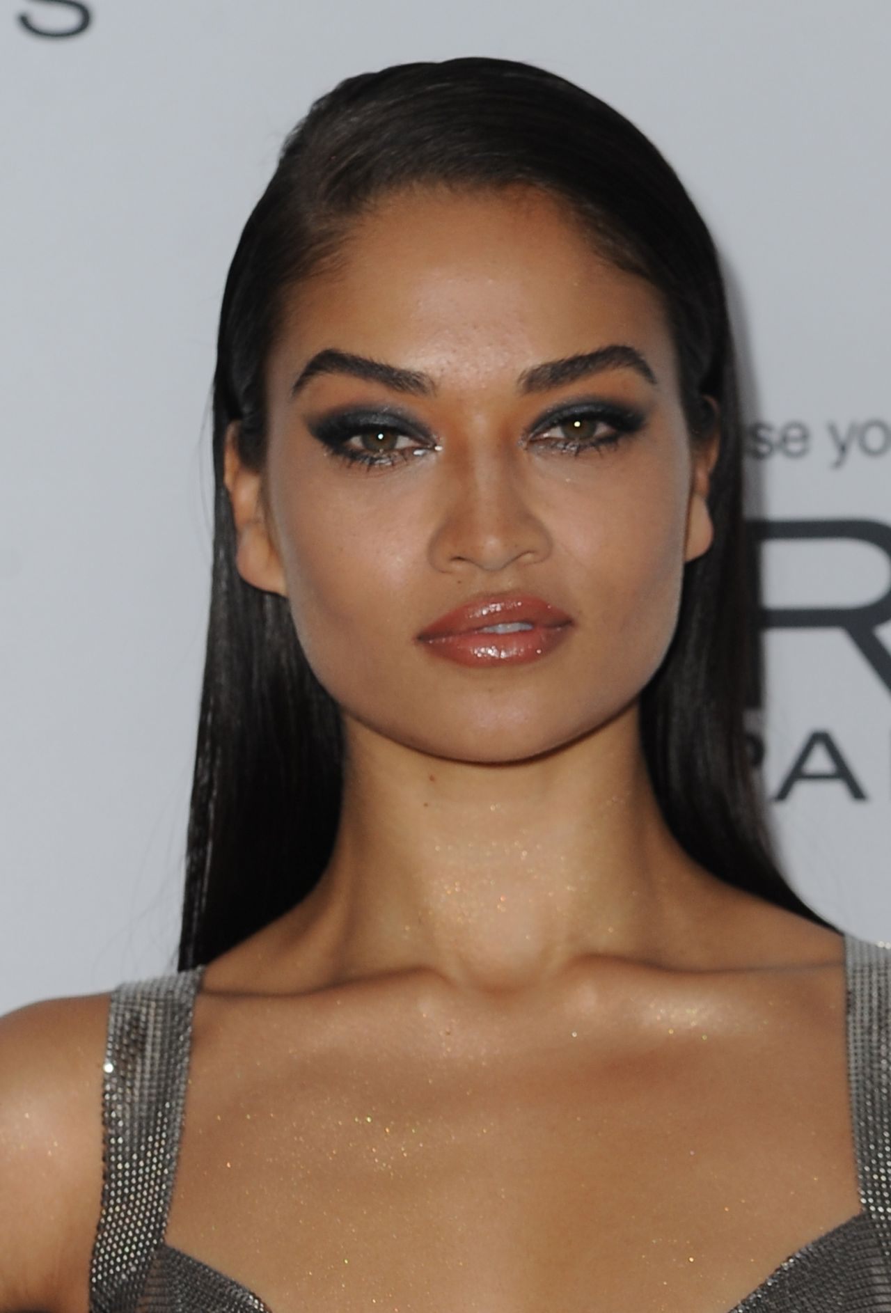 Shanina Shaik Glamour Women Of The Year 2017 In New York