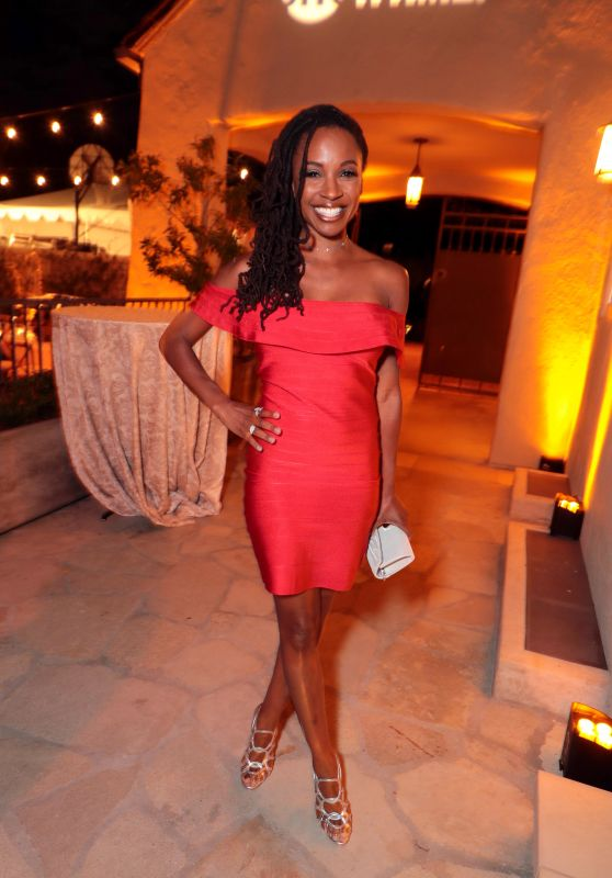 "Shanola Hampton – ""SHOWTIME Gives Thanks"" Holiday Event in Los Angeles 11/16/2017"