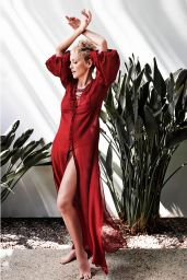 Sharon Stone - Haute Living US October November 2017