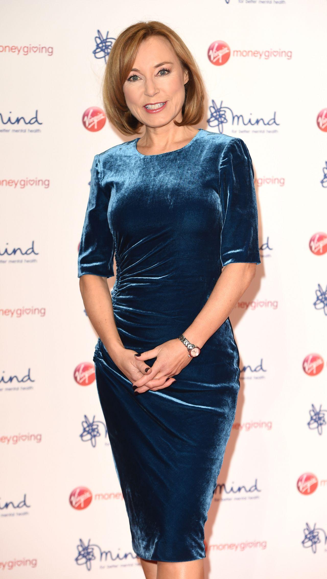 Sian Williams Virgin Money Giving Mind Media Awards 2017