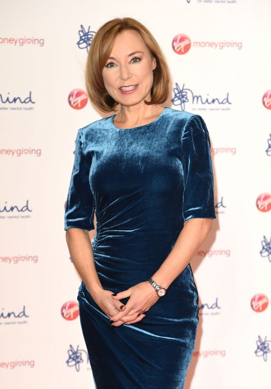 Sian Williams – Virgin Money Giving Mind Media Awards 2017 in London