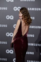 Silvia Marty - GQ 2017 Men of the Year Awards in Madrid