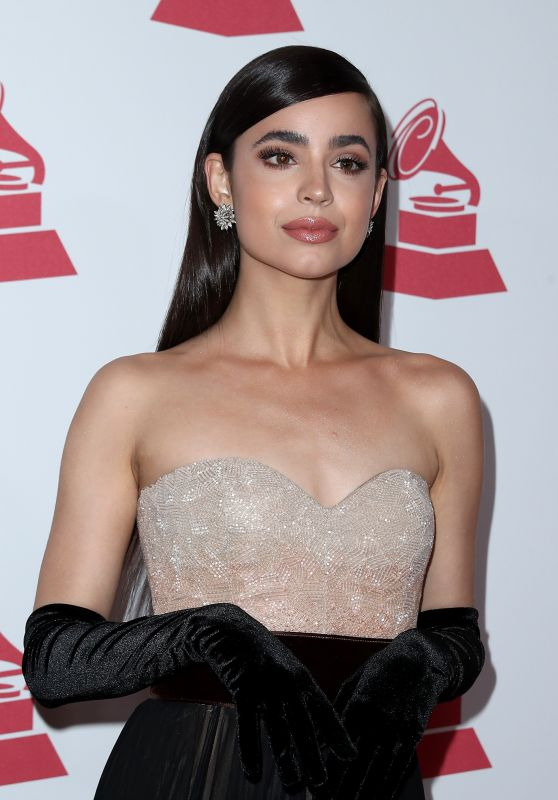 Sofia Carson - Latin Recording Academy Person of the Year in Las Vegas 11/15/2017