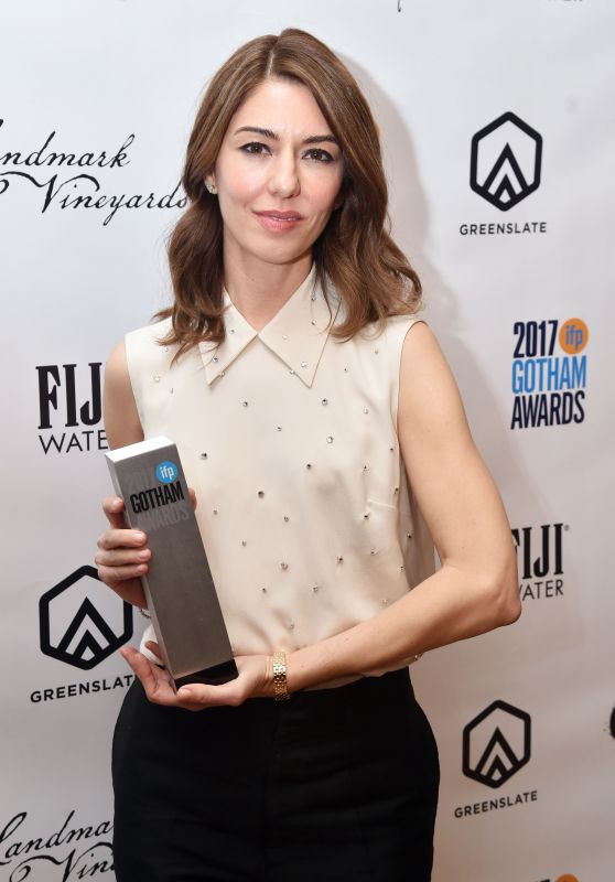 Sofia Coppola – Gotham Independent Film Awards 2017 in New York
