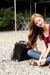Son Ju Hee Photoshoots 2017