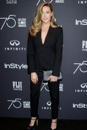 Sophia Rose Stallone – HFPA and InStyle Celebrate Golden Globe Season in Los Angeles 11/15/2017