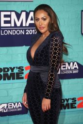 Sophie Kasaei – MTV Europe Music Awards 2017 in London