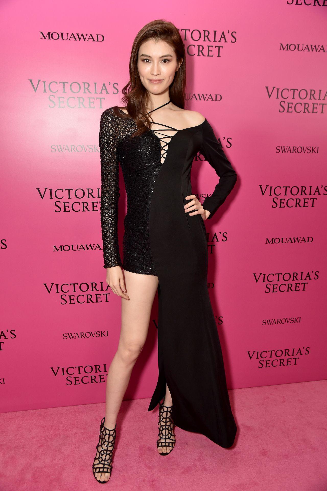 e54686235c6 Sui He – Victoria s Secret Fashion Show After Party in Shanghai 11 20 2017