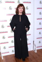 Susan Sarandon – The Children's Monologues Benefit in New York 11/13/2017