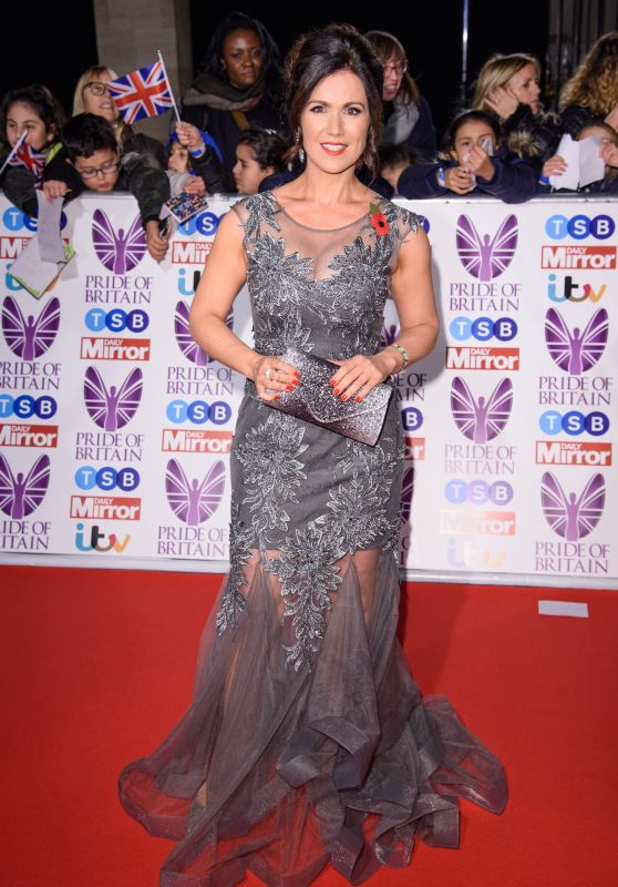 Susanna Reid – Pride of Britain Awards 2017 in London