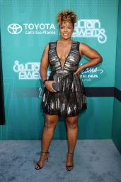 Syleena Johnson – Soul Train Awards 2017 in Las Vegas