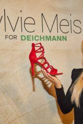 Sylvie Meis - Deichmann in Hamburg 11/22/2017