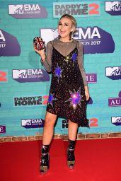 Tallia Storm – MTV Europe Music Awards 2017 in London