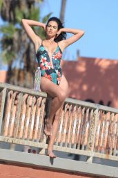 Tania Marie in Bikini - 138 Water Photoshoot in Venice Beach 11/15/2017