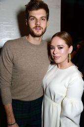 "Tanya Burr – Louis Vuitton x Vogue ""Gingernutz"" Event in London"