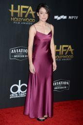 Tatiana Maslany – Hollywood Film Awards 2017 in Los Angeles