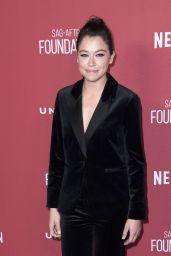 Tatiana Maslany – SAG-AFTRA Foundation Patron of the Artists Awards in Beverly Hills 11/09/2017
