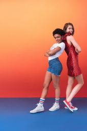 Taylor Hill - Converse Forever Chuck Ad Campaign 2017