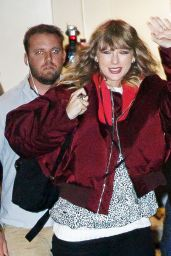 Taylor Swift - Leaving Her Album Release After Party for Reputation in New York 11/14/2017