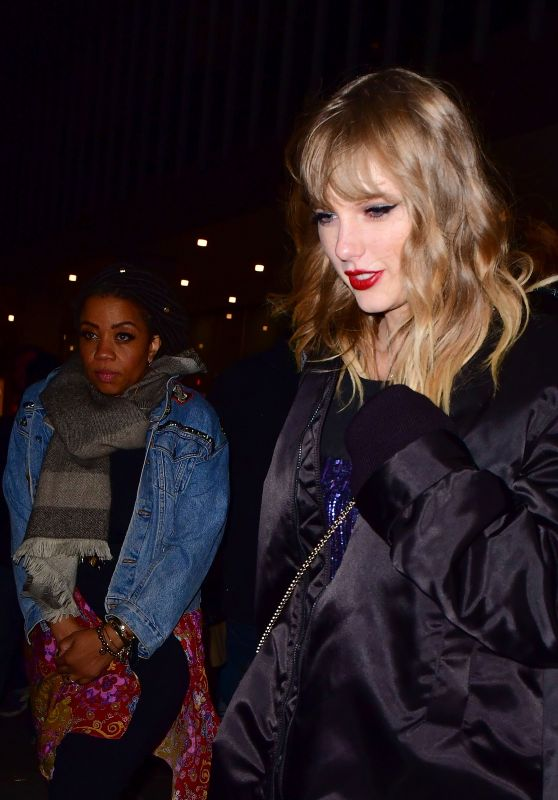 Taylor Swift - SNL After Party in NYC 11/12/2017