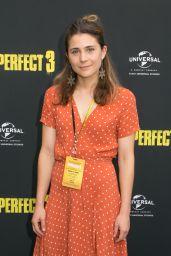 """Tessa De Josselin - """"Pitch Perfect 3"""" Premiere in Sydney"""