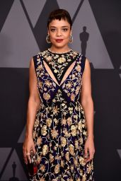 Tessa Thompson – Governors Awards 2017 in Hollywood