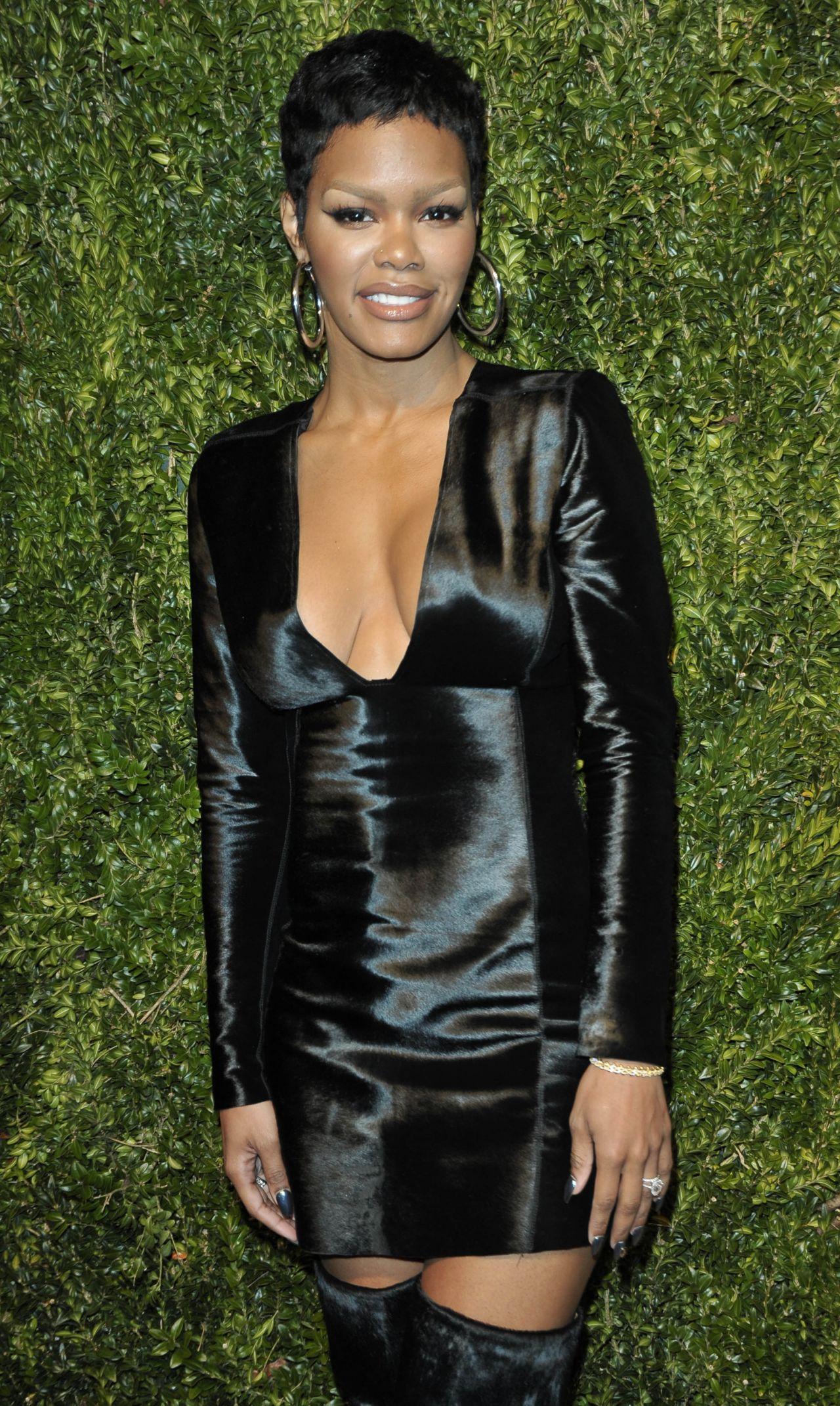 Teyana Taylor - CFDAVogue Fashion Fund Awards 2017 in NYC