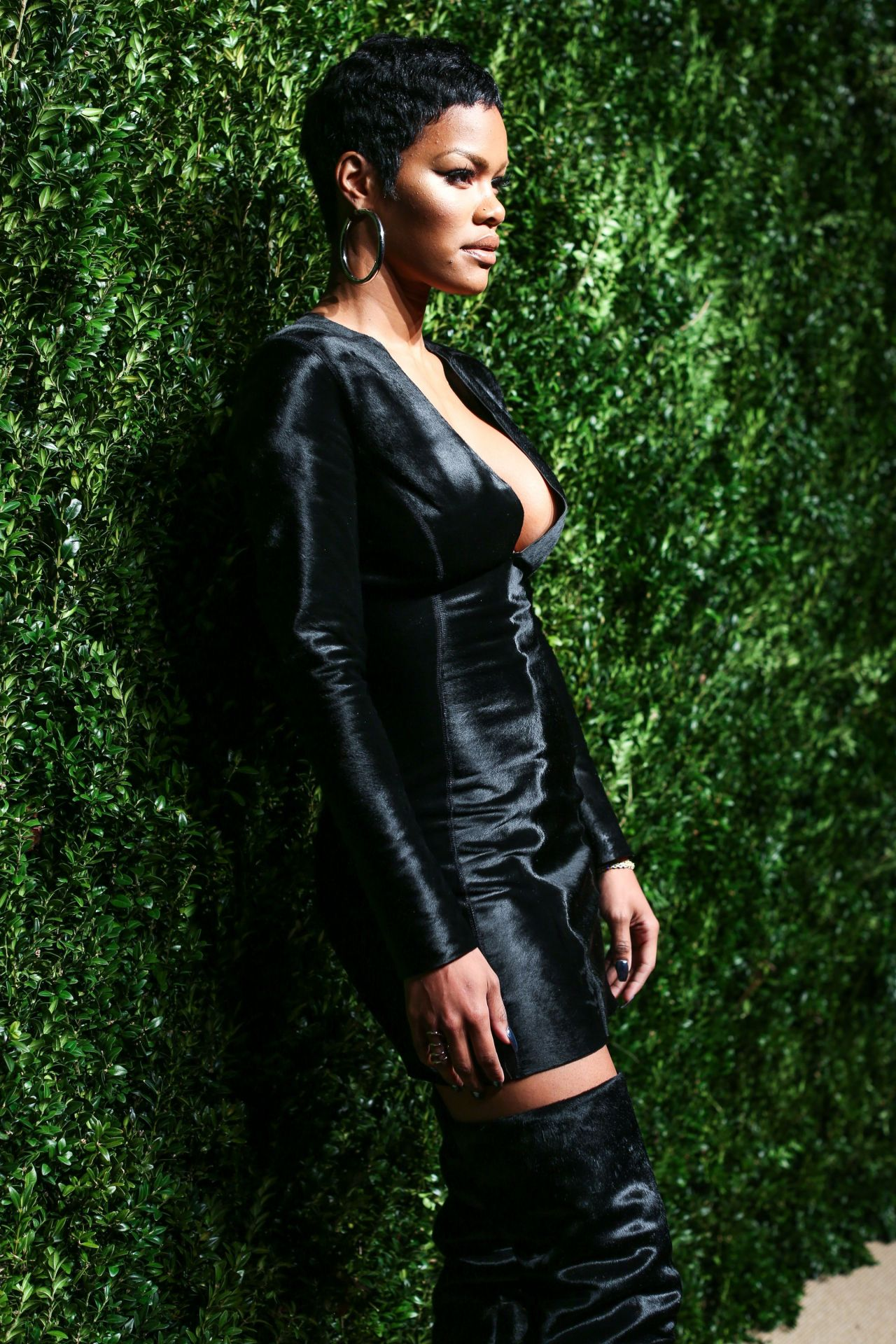Teyana Taylor – CFDAVogue Fashion Fund Awards 2017 in NYC