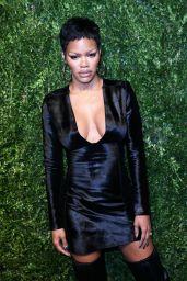 Teyana Taylor – CFDAVogue Fashion Fund Awards 2017 in NYC