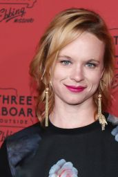 "Thora Birch - ""Three Billboards Outside Ebbing, Missouri"" Premiere in Los Angeles"