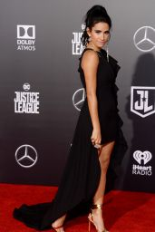"Tiffany Smith – ""Justice League"" Red Carpet in Los Angeles"