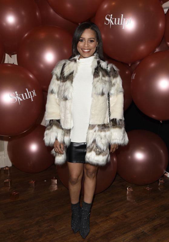 Tisha Merry – Skulpt Non Surgical Clinic First Birthday Party in Liverpool 11/19/2017