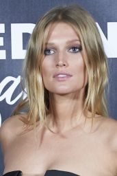 Toni Garrn at Calzedonia Party in Madrid