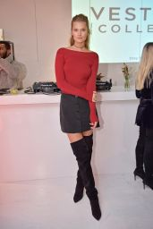 Toni Garrn - Vestiaire and Toni Garrn Supermodel Charity Sale in London 11/09/2017
