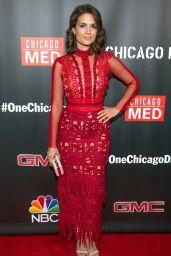 Torrey Devitto – NBC One Chicago Party 10/31/2017