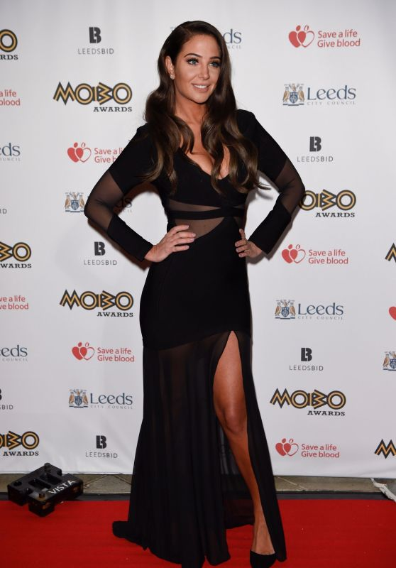 Tulisa Contostavlos - MOBO Awards 2017 in Leeds