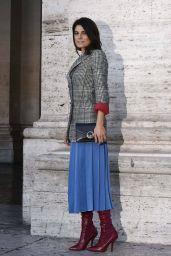"""Valeria Solarino - """"Smetto Quando Voglio-Ad Honrem"""" Photocall in Rome"""