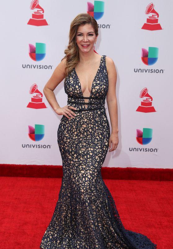 Vanessa Anez – Latin Grammy Awards 2017 Las Vegas