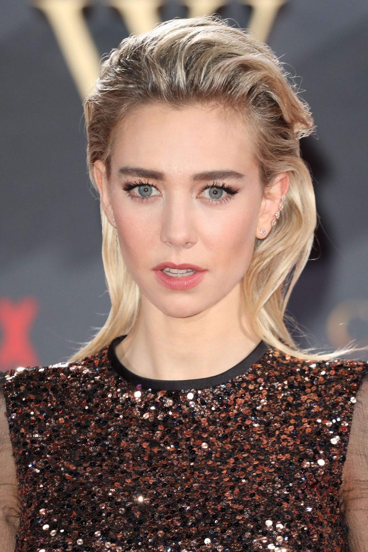 Vanessa Kirby The Crown Tv Show Premiere In London