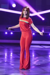 Vanessa Mai Performs Live at Stars und Storys 2017 in Suhl 11/24/2017