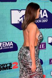Vicky Pattison – MTV Europe Music Awards 2017 in London