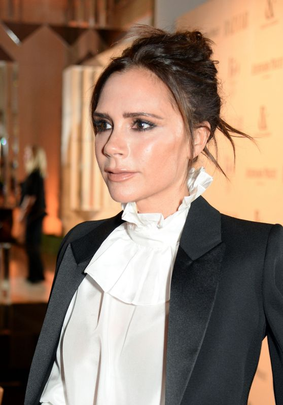 Victoria Beckham – Harper's Bazaar Woman of the Year Awards 2017 in London