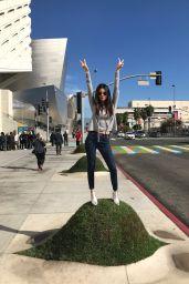 Victoria Justice - Social Media 11/21/2017