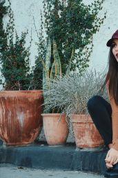 Victoria Justice - Social Media Pics 11/22/2017