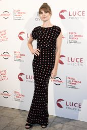 """Vittoria Puccini - """"Every child is my Child"""" Charity Dinner in Rome 11/03/2017"""