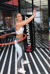 Vogue Williams - Nutramino Sports Nutrition Brand Ambassador, Dublin, Ireland